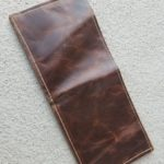 Reddish Brown Bilfold